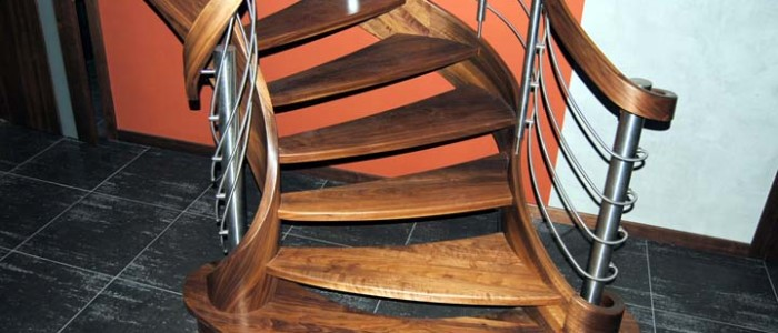 Oferta schody drewniane